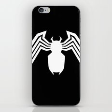 Symbiote Spider man iPhone & iPod Skin