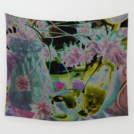 Surreal Kitchen Wall Tapestry