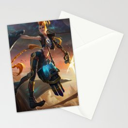 Odyssey Jinx League Of Legends Stationery Cards