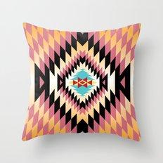 Navajo - 3 Throw Pillow
