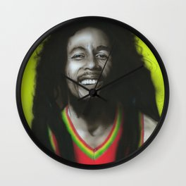 'Bob' Wall Clock