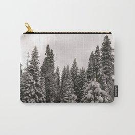 Winter Wonderland - Carol Highsmith Carry-All Pouch