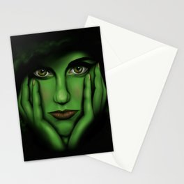 Wicked Elphaba  Stationery Cards