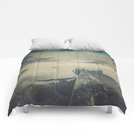 Dark Square Vol. 4 Comforters