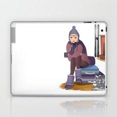 I Love Winter Laptop & iPad Skin