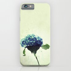 Hydrangea My Favorite Slim Case iPhone 6s