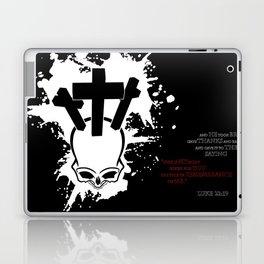 Golgotha Laptop & iPad Skin