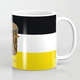 Garifuna Culture - Flag and Drum Coffee Mug