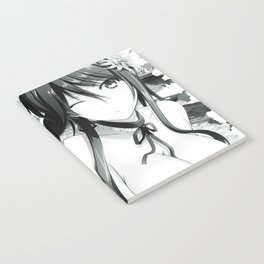 Sexy Cat Ears Notebook