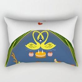 Love & Celebrate Rectangular Pillow