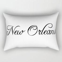 New Orleans Rectangular Pillow