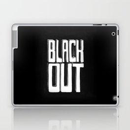 Black Out Laptop & iPad Skin
