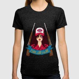 Dangerous Girls - Redneck T-shirt
