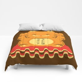Lucky Garfield Comforters