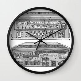 Jx3 Music Series - TWO Wall Clock