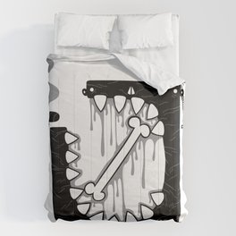 Zombie Punk Comforters