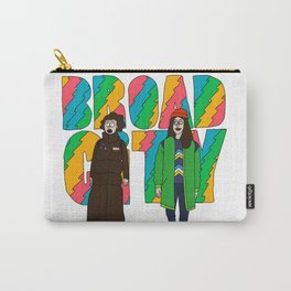 Broad City - Mushrooms Carry-All Pouch