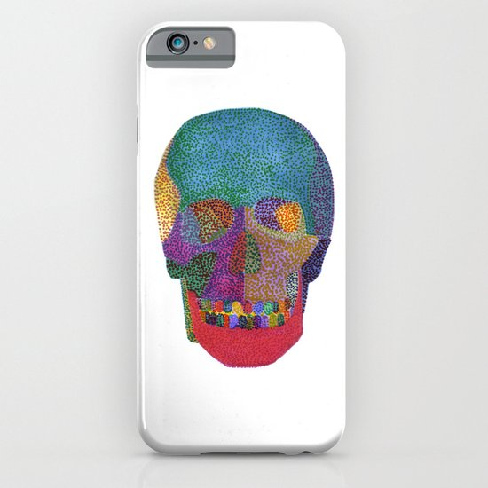 Memento color iPhone & iPod Case