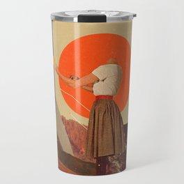 Archival World Travel Mug