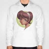 dot Hoodies featuring Dot by Shelly Soneja