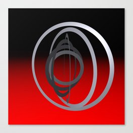 wind chime -2- Canvas Print