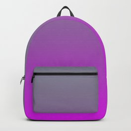 GET LOST - Minimal Plain Soft Mood Color Blend Prints Backpack