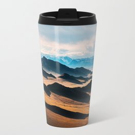 Land Of Blades Travel Mug