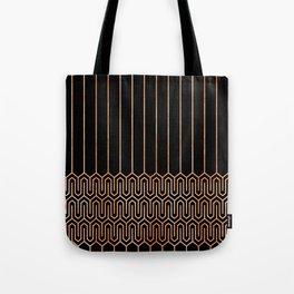 Art Deco No. 1 Quinn Tote Bag