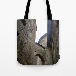 Orvieto Arches Tote Bag