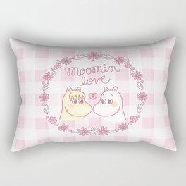 Moomin Love Pink Rectangular Pillow