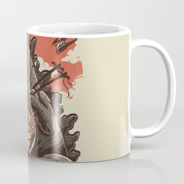 Kaiju's Ramen Coffee Mug