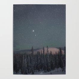 Big White Stars V Poster