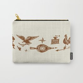 Early American Pyrex Carry-All Pouch