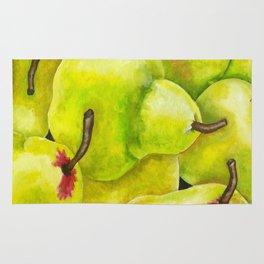 Fresh Pears Rug