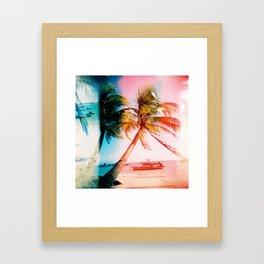 Bajan Hangover Framed Art Print