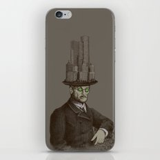The Architect iPhone & iPod Skin