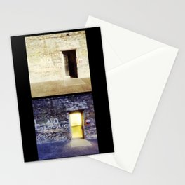 """""""will the world end in the night time?"""" Stationery Cards"""