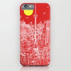 Toronto! Red (Version #2) iPhone 6s Slim Case