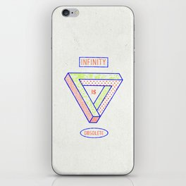 NONFINITY iPhone Skin
