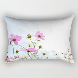 COSMOS -Pink I Rectangular Pillow