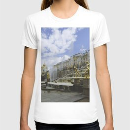 Fountains of Peterhof T-shirt