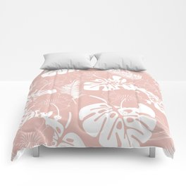 Tropical pattern 020 Comforters