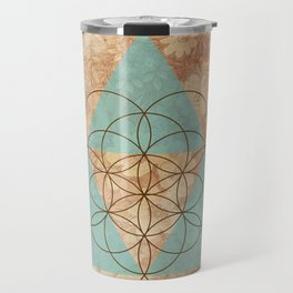 Geometrical 007 Travel Mug