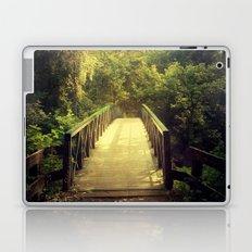 The Journey Starts With a Single Step Laptop & iPad Skin