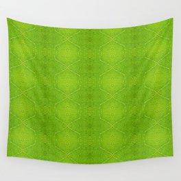 Leaf Macro Wall Tapestry