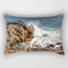 Marginal Way #1 Rectangular Pillow