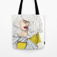 Fashion Illustration - Patterns and Prints - Part 4 Tote Bag