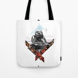 """""""Outcasts""""   collage art Tote Bag"""