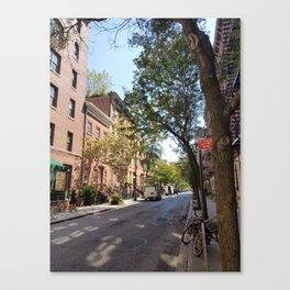 Greenwich Village, New York Canvas Print