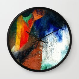 Petroleum & Soil Wall Clock
